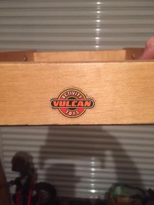 Vulcan Toys Baby Stroller