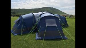 Royal Pescara 8 Zg Large Family Tent In Posot Class