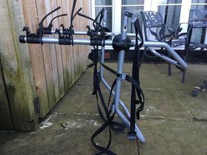 Thule 3 bike hatchback / estate bike rack