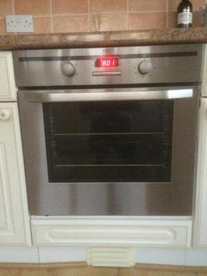 AEG Built in Oven