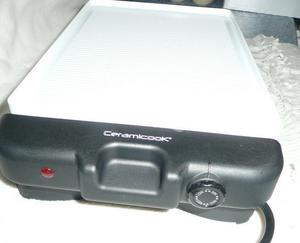 NEW CERAMICOOK COOKING RACLETTE GRILL