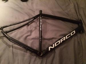 Norco valence a4 aluminium frame