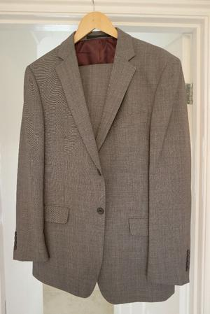 Suit, Jacket and Trousers - Grey