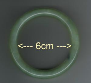 Jade bracelet bangle Green - New
