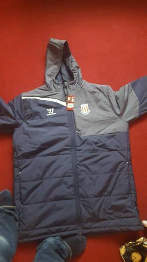 Stoke football club coat