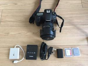 Canon EOS 7D 18mp with lenses and accessories