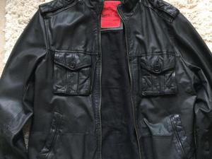 NEXT men's leather jacket size L