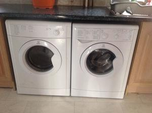 washing machine and tumble dryers