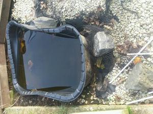 Plastic Pond No Leaks 30 Ono Posot Class