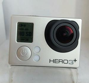 GoPro Hero 3 + Silver Edition 10.0 MP Action Camera