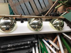 Pool or Snooker Table Light for 6ft Table