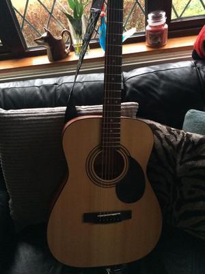 New Cort Accustic Guitar