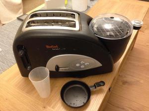 Tefal Toast and Egg Toaster (Toast 'n Egg)