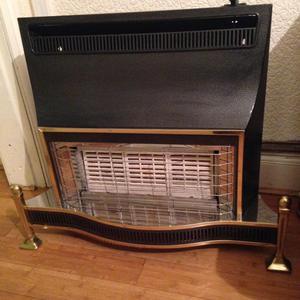 Valor sun-fire oxysafe gas heater