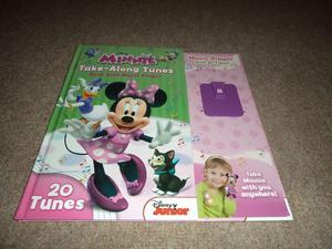 Hard Back Disney Minnie Mouse Book