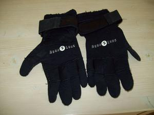 Scuba Diving Cold Water Gloves by Aqua Lung size small