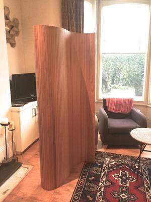 Habitat palonia wood decorative screen posot class - Stylish room divider ...