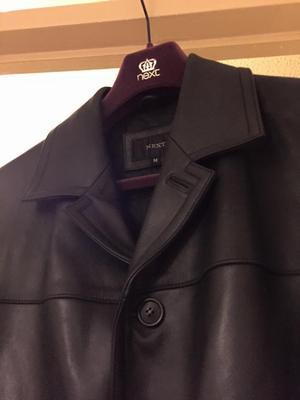 Jacket natural Leather