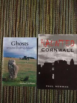 Cornwall/Books/Ghosts