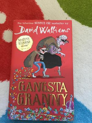 book report on gangsta granny » gangsta granny - for a 6yo this is awkward [spoiler alert] this is awkward [spoiler alert] check out mumsnet's children's book club for author webchats, recommendations, tips and freebies.