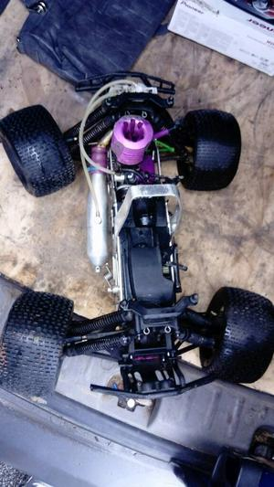 Hpi Savage and buggy spares or repair nitro