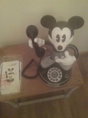 MICKEY MOUSE 75TH ANNIVERSARY PHONE.