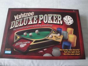 Poker yahtzee