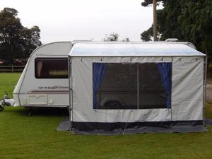 Omnistor Safari Room For Fiamma Awning Posot Class
