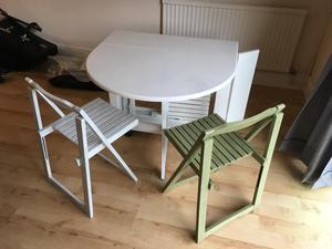 Fold Away Dining Table Glasgow Posot Class