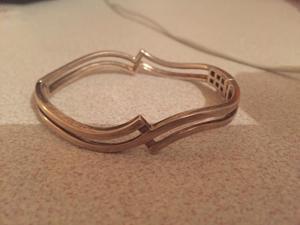 Sterling silver 925 bracelet bangle
