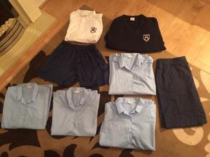 Fairfield high school school uniform