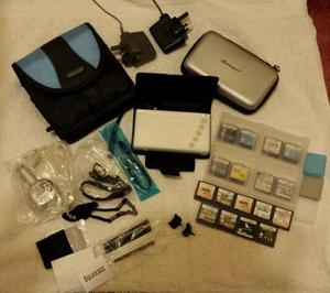 Nintendo DS Lite Console, 17 Games and Accessories.