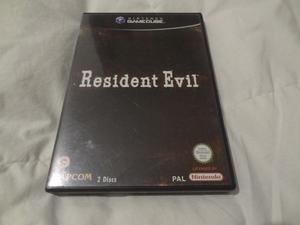 RESIDENT EVIL NINTENDO GAMECUBE EDITION / COMPLETE / PAY PAL / FREE POSTAGE.