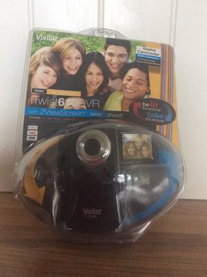 Vivitar Digital Camcorder with Camera brand New