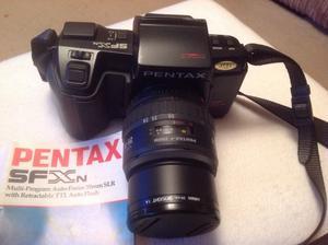 Pentax SFXn multi program auto-focus 35mm SLR camera