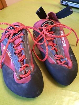 Scarpa Origin Climbing Shoe Sizing Guide
