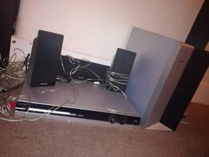 Phillips divx ultra surround sound
