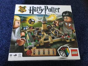 harry potter lego board game instructions