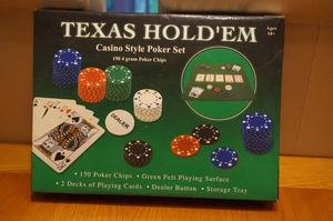 Casino style poker set casino best odds