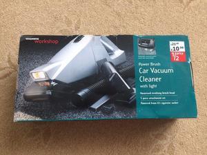 Car Vaccum Cleaner for £5
