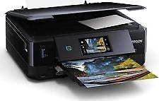 Epson XP-760 Wireless All in One Photo Printer With Ink A4 Scanner Inkjet Wifi, £80 ONO