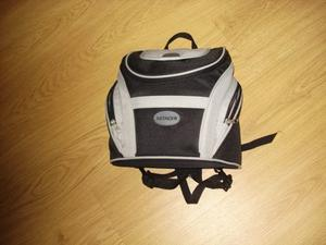 FOUR CAMERA BAGS/BACKPACK