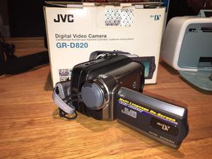 JCV digital camcorder, HP digital camera & HP printer