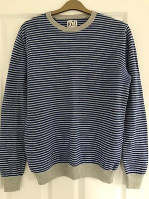 Men's Reiss striped jumper