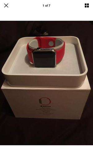 APPLE WATCH - Stainless Steel - 42mm - Product Red - BNIB