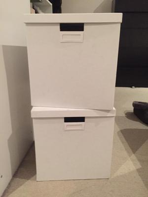 ikea storage boxes posot class. Black Bedroom Furniture Sets. Home Design Ideas