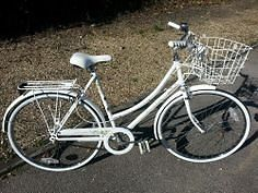 Ladies Raleigh Caprice bike with Basket