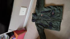 Ck kinetics isotherm jacket and trousers never worn