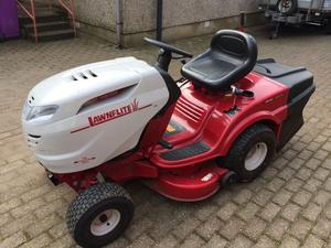 Mtd Yardman Tractors : Mtd lawnflite ride on mower with grass collector posot class