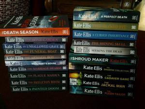 Kate ellis books